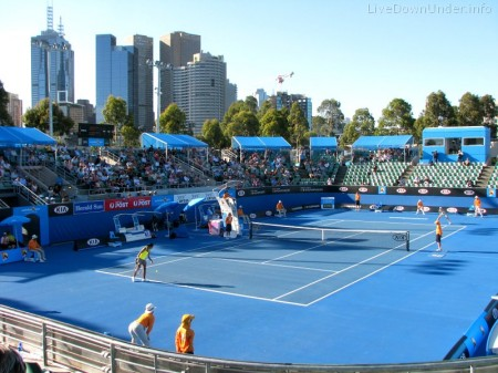 Australian Open, Show Court 3