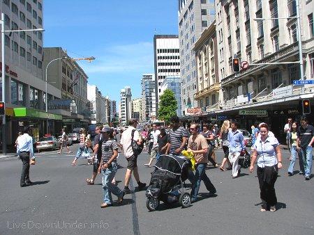 Auckland City, Nowa Zelandia