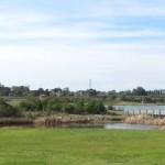 Melbourne zimą: Karkarook Park