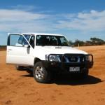 Samochód w Australii