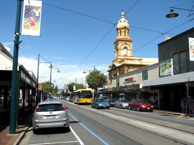 Glenelg, Jetty Road