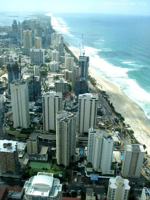 Q1, Surfers Paradise, Gold Coast, Australia