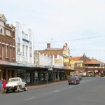 Przejażdżka do Queensland
