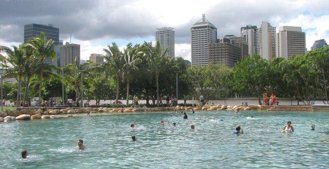 Krótka wizyta w Brisbane