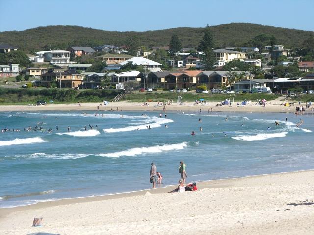 Fingal Bay, NSW