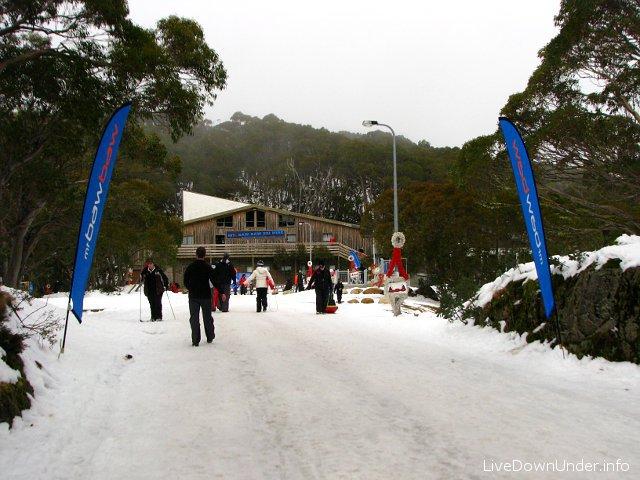 Mount Baw Baw, Wiktoria, Australia