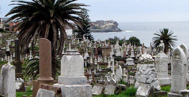 Cmentarz Waverley, Sydney