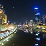 Niedziela wieczór w Melbourne