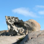 Remarkable Rocks, Wyspa Kangura, Australia, tapety na pulpit