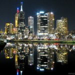 Melbourne City, Australia, tapety na pulpit