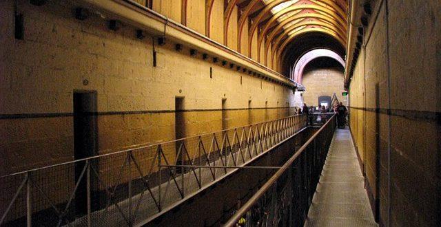Stare więzienie w Melbourne