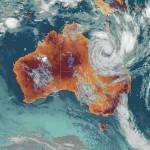 Cyklon Yasi odwiedził Australię