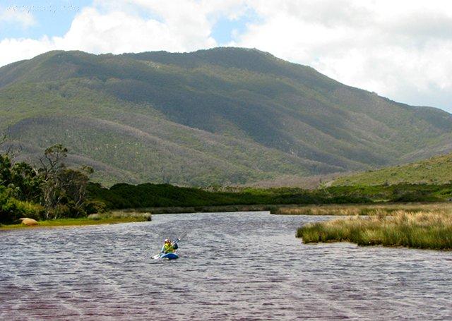 Tidal River, Wilsons Promontory, Wiktoria, Australia