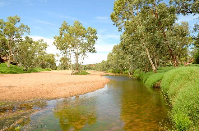 Alice Springs, Todd River