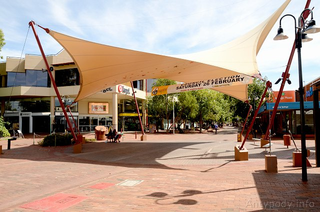 Centrum Alice Springs