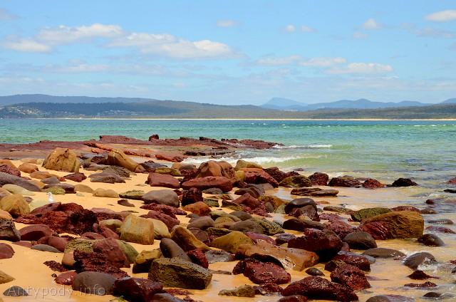 Bar Beach, Merimbula, NSW, Australia