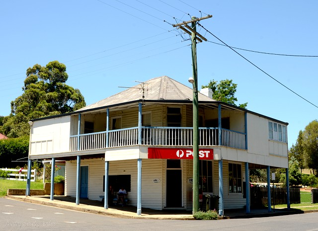 poczta, Candelo, NSW, Australia
