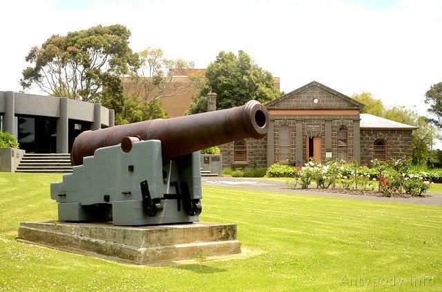 armata na Ruskich, Portland, Wiktoria, Australia