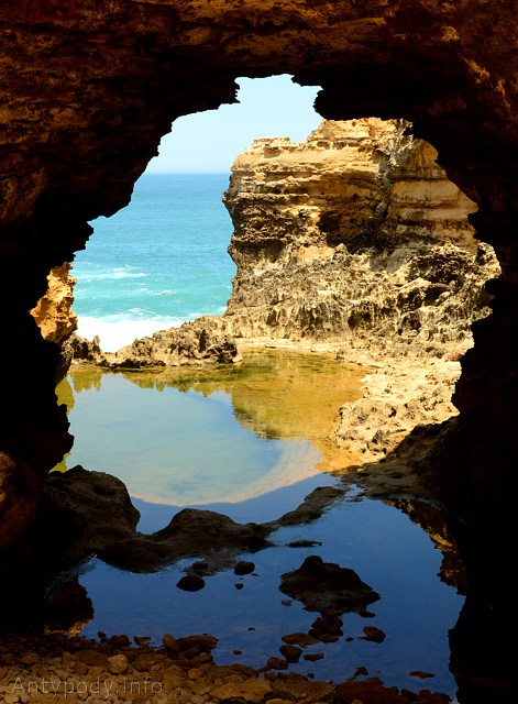 The Grotto, Great Ocean Road, Wiktoria, Australia