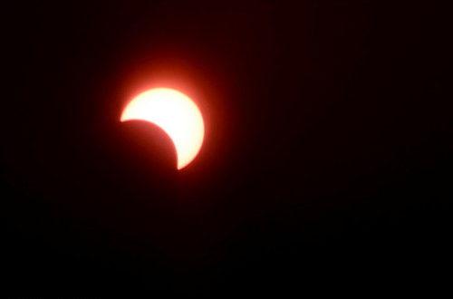 Zaćmienie Słońca w Australii