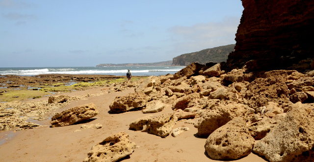 Great Ocean Road: Bells Beach spacerowo