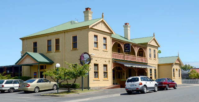 George Town: Najstarsze miasteczko w Australii