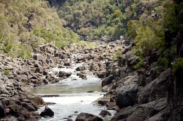 Cataract Gorge, Launceston, Tasmania, Australia