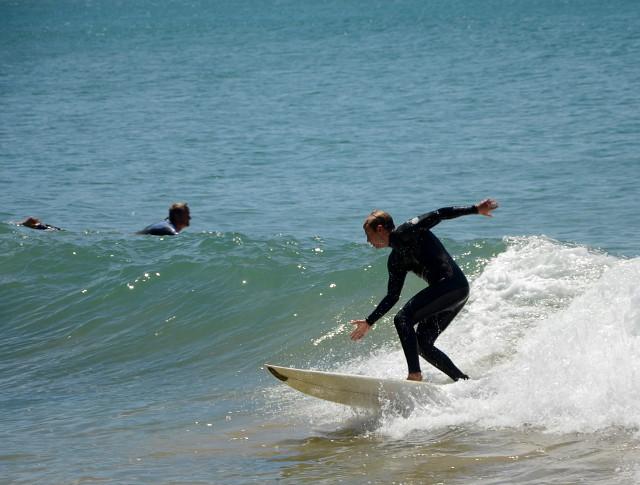 surfer, Lorne, Wiktoria, Australia