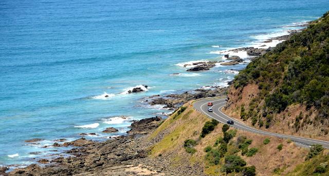 Great Ocean Road, Wiktoria, Australia