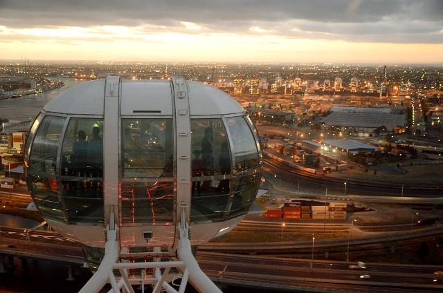 Melbourne Star, diabelski młyn w Melbourne, Australia