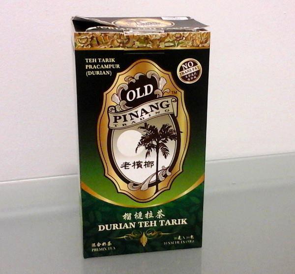 Herbatka z duriana