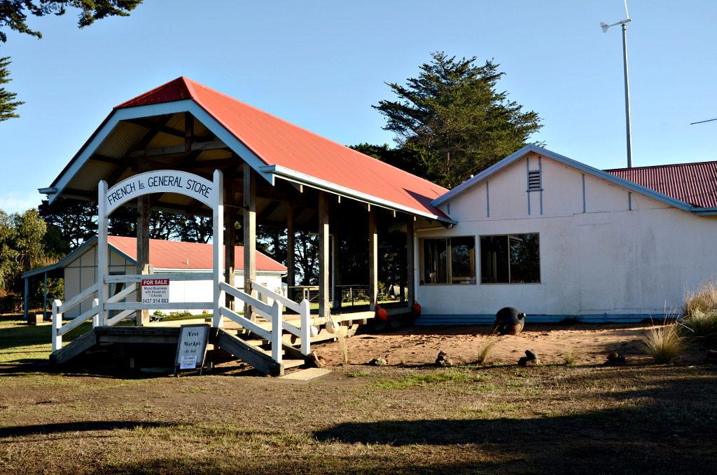 sklep, French Island, Australia